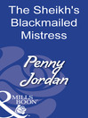 The Sheikh's Blackmailed Mistress (eBook)