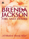 Fire and Desire (eBook): Madaris Family Saga, Book 6