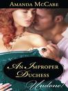 An Improper Duchess (eBook)