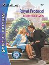 Royal Protocol (eBook)