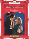 A Bride for Abel Greene (eBook)