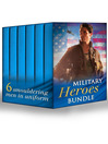 Military Heroes Bundle (eBook): A Soldier's Homecoming / A Soldier's Redemption / Danger in the Desert / Strangers When We Meet / Grayson's Surrender / Taking Cover
