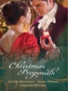 Regency Christmas Proposals (eBook)
