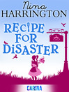 Recipe for Disaster (eBook)