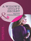 A Widow's Guilty Secret (eBook)