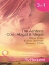The Ashtons: Cole, Abigail & Megan (eBook)