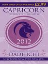 Capricorn 2012 (eBook)