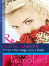 Three Weddings and a Baby (eBook)