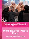 And Babies Make Four (eBook)