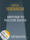 Return to Falcon Ridge (eBook)