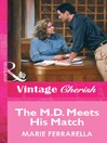 The M.D. Meets His Match (eBook)