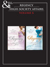 Regency High Society, Volume 6 (eBook)