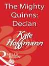 The Mighty Quinns: Declan (eBook)