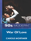 War of Love (eBook)