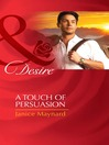 A Touch of Persuasion (eBook)