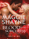Blood of the Sorceress (eBook)