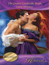 The Duke's Cinderella Bride (eBook)