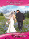 The Snow-Kissed Bride (eBook)