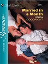 Married In a Month (eBook)