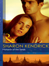 Monarch of the Sands (eBook)