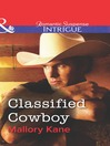 Classified Cowboy (eBook)