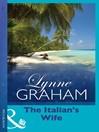 The Italian's Wife (eBook)