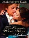 The Captain's Wicked Wager (eBook)