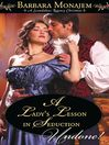 A Lady's Lesson in Seduction (eBook)