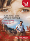 Just What She Always Wanted (eBook)