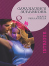 Cavanaugh's Surrender (eBook)