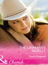The Lawman's Noelle (eBook): Men of the West Series, Book 30