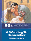 A Wedding to Remember (eBook)