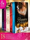 Regency Christmas Collection (eBook): To Undo A Lady / An Invitation to Pleasure / His Wicked Christmas Wager / A Lady's Lesson in Seduction / The Pirate's Reckless Touch / An Earl Beneath the Mistletoe / Twelfth Night Proposal / Christmas at Oakhurst Manor / Captain Moorcroft's...