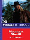 Mountain Sheriff (eBook)