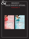 Regency High Society, Volume 4 (eBook)