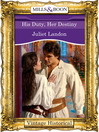 His Duty, Her Destiny (eBook)