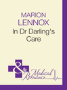 In Dr Darling's Care (eBook)