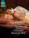 Behind the Rake's Wicked Wager (eBook)