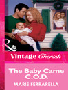 The Baby Came C.O.D. (eBook): Two Halves of a Whole Series, Book 1