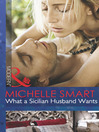 What a Sicilian Husband Wants (eBook)