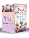 Blossom Street Bundle (eBook): Twenty Wishes / Summer on Blossom Street / Hannah's List / A Turn in the Road / Thursdays At Eight