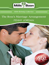 The Boss's Marriage Arrangement (eBook)