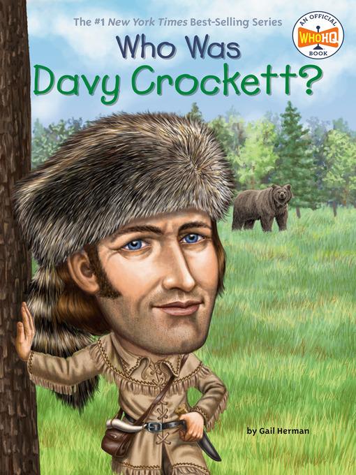 Who Was Davy Crockett? (eBook)