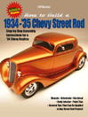 How to Build 1934-35 Chevy St RodsHP1514 (eBook): Step-by-Step Assembly Instructions for a 1934 Chevy Replica