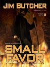 Small Favor (MP3): The Dresden Files Series, Book 10