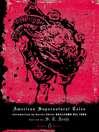 American Supernatural Tales (eBook)