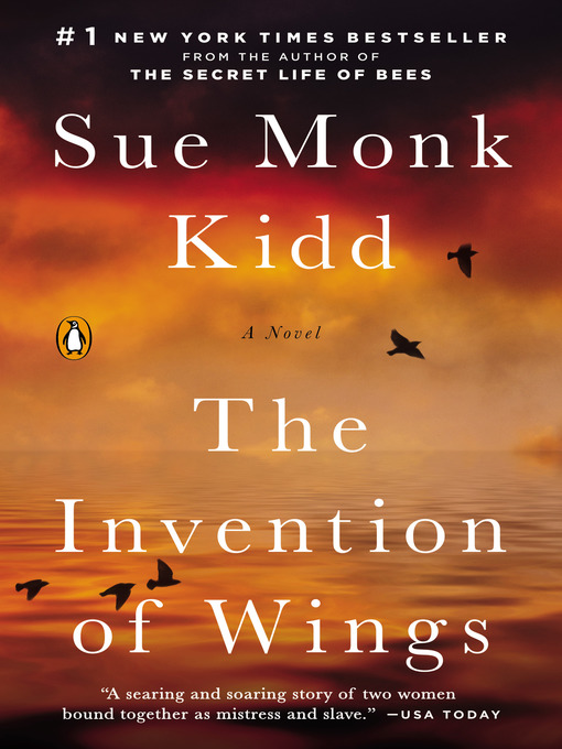 Cover image for The Invention of Wings