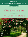 The Errant Earl (eBook)