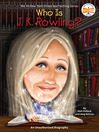 Who Is J.K. Rowling? (eBook)