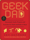book jacket for Geek Dad